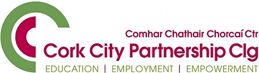 Cork City Partnership logo