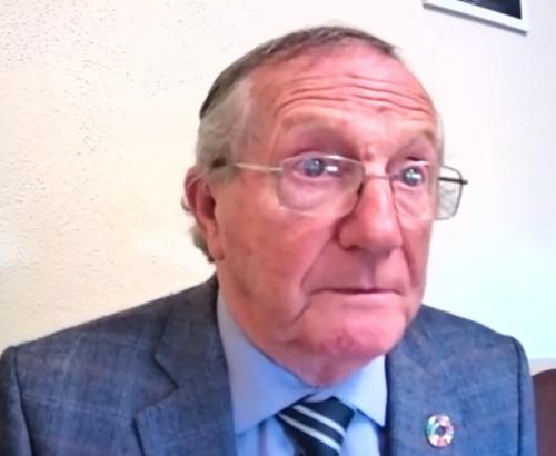 Chairman Jim Finn