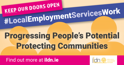 KEEP OUR DOORS OPEN LOCAL EMPLOYMENT SERVICES AND JOB CLUBS